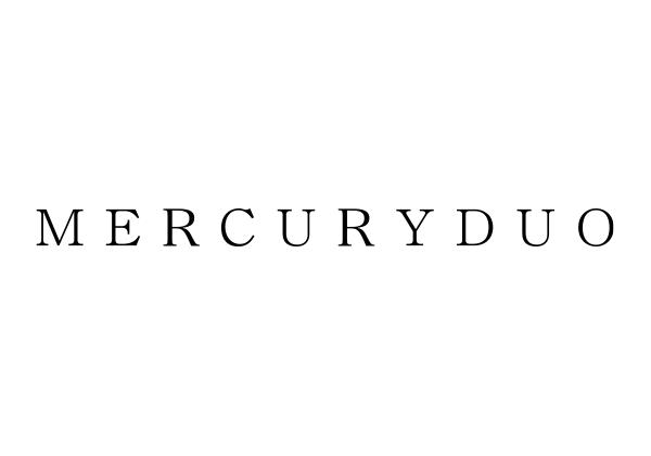 MERCURYDUO マーキュリーデュオ
